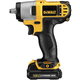 Factory Reconditioned Dewalt DCF813S2R 12V MAX Cordless Lithium-Ion 3/8 in. Impact Wrench Kit