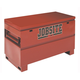 JOBSITE 636990 42 in. Long Heavy-Duty Steel Chest