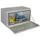 Delta Pro/JOBOX 407000 24 in. Long Aluminum Underbed Truck Box (Bright)