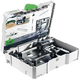 Festool 584100 Hole Drilling Set with T-Loc Systainer for OF 1010 and OF 1400