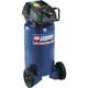 Campbell Hausfeld WL6111 1.8 HP 26 Gallon Oil-Free Wheeled Vertical Air Compressor