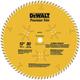 Dewalt DW3218PT 10 in. 80 Tooth Precision Trim Circular Saw Blade