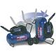 Campbell Hausfeld WL6506 1.7 HP 26 Gallon Oil-Free Wheeled Vertizontal Air Compressor