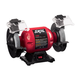 Factory Reconditioned Skil 3380-01-RT 6 in. Bench Grinder with Light