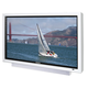 Factory Reconditioned SunBriteTV SB-3220HD-WH-R Pro Series 32 in. 1080i 60 Hz LCD Full-HD True Outdoor All-Weather TV (White)