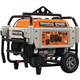 Factory Reconditioned Generac 5930R XP Series 6,500 Watt Electric Start Portable Generator
