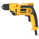 Dewalt 115-DWD112 3/8 in. 0 - 2,500 RPM 7.0 Amp VSR Pistol Grip Drill with Keyless Chuck