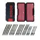Bosch TW21HC 21-Piece T-Shank Woodworking Set with Bonus Storage Case