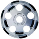 Bosch DC510 5 in. Double Row Diamond Cup Wheel