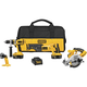 Factory Reconditioned Dewalt DCK440XR 18V XRP Cordless 4-Tool Combo Kit