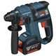 Factory Reconditioned Bosch RHH181-01-RT 18V Cordless Lithium-Ion 3/4 in. SDS-Plus Rotary Hammer with FatPack Batteries
