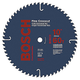 Bosch CB1060L 10 in. 60-Tooth Fine Crosscutting Blade for Table/Miter Saws