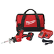Milwaukee 2625-21CT M18 18V Cordless Lithium-Ion Hackzall Reciprocating Saw with Compact Lithium-Ion Battery