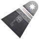 Fein 63502161010 MultiMaster 2-9/16 in. Long Life E-Cut Blade