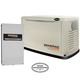 Generac 6052 Guardian Series Air-Cooled 14kW 120/240V Single Phase Steel Residential Generator with Nexus Smart Switch (CARB)
