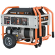 Factory Reconditioned Generac 5798R XG Series 7,000 Watt Electric-Manual Start Portable Generator