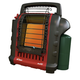 Mr. Heater F232000 9,000 BTU Portable Buddy Propane Heater