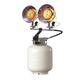 Mr. Heater F242650 28,000 BTU Tank Top Infrared Propane Heater