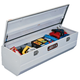 JOBOX 817980 Steel Heavy-Duty Fullsize Chest - White