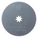Fein 63502097027 MultiMaster 3-1/8 in. High Speed Steel Circular Saw Blade