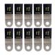Fein 63502126040 MultiMaster 1-3/8 in. Precision E-Cut Blade (10-Pack)