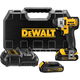 Factory Reconditioned Dewalt DCF895C2R 20V MAX Cordless Lithium-Ion 1/4 in. Brushless 3-Speed Impact Driver
