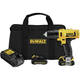 Dewalt DCD710S2 12V MAX Cordless Lithium-Ion 3/8 in. Keyless Chuck Drill Driver Kit