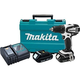 Factory Reconditioned Makita XFD01CW-R 18V LXT Lithium-Ion 2-Speed Compact 1/2 in. Cordless Drill Driver Kit (1.5 Ah)