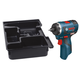 Factory Reconditioned Bosch PS22BN-RT 12V Max Lithium-Ion Brushless 1/4 in. Cordless Pocket Driver with L-BOXX Insert Tray (Tool Only)
