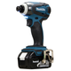 Factory Reconditioned Makita LXDT04-R 18V Cordless LXT Lithium-Ion Impact Driver Kit