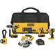 Dewalt DCK555X 18V XRP Cordless 5-Tool Combo Kit