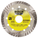 Bosch DB4563 4 1/2 in. Premium Plus Turbo Diamond Abrasive Blade