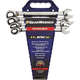 GearWrench 9601N Reversible Combination Ratcheting Wrench Completer Set METRIC, 4pc