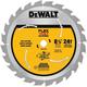 Dewalt DWAFV3824 8-1/4 in. 24T Table Saw Blade