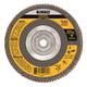 Dewalt DWAFV84540H T29 FLEXVOLT Flap Disc 4-1/2 in. x 5/8 in. x 11 40-Grit