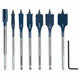 Bosch DSB5005 7-Piece DareDevil Spade Bit Set with Extension