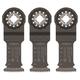 Bosch OSL114JF-3 1-1/4 in. Starlock Bi-Metal Xtra-Clean Plunge Cut Blade (3-Pack)