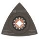 Bosch OSL300CR 3 in. Starlock Carbide Grit Delta Rasp