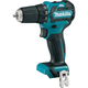 Makita FD07Z 12V MAX CXT Lithium-Ion Brushless Cordless 3/8 in. Driver-Drill (Bare Tool)
