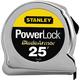 Stanley 33-525 25 ft. PowerLock Tape Rule with BladeArmor