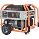 Factory Reconditioned Generac 5747R XG Series 8,000 Watt Electric-Manual Start Portable Generator