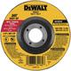 Dewalt DW8424 4-1/2 in. x 0.045 in. High Performance Grinding Wheel