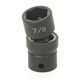 Grey Pneumatic 2040U 1/2 in. Drive x 1-1/4 in. Standard Universal Socket