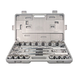 Astro Pneumatic 2134 21-Piece 3/4 in. Square Drive Socket Set