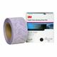 3M 30707 Hookit Purple Clean Sanding Sheet Roll 334U 70mm x 12 m P240
