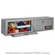 JOBOX 545982 87 in. Long Aluminum High Capacity Topside Truck Box (Black)