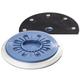 Festool 496149 6 in. FastFix Hard Sanding Pad