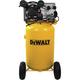 Dewalt DXCMLA1683066 1.6 RHP 30 Gallon V-Twin Vertical Air Compressor
