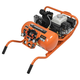 Industrial Air CWA5591056 5.5 HP 10 Gallon Chopper Style Wheelbarrow Air Compressor with Honda Engine