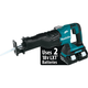 Makita XRJ06M LXT 18V X2 4.0 Ah Cordless Lithium-Ion Brushless Reciprocating Saw Kit